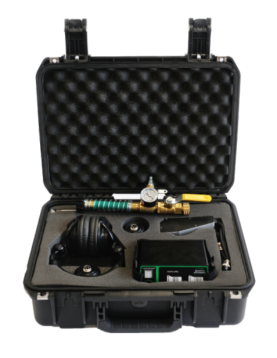 SubTech Leak Detector for Plumbers and Home Inspectors